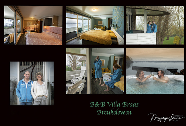 interieur bed en breakfast villa braas