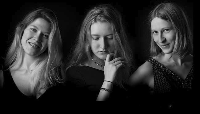 Portret zussen