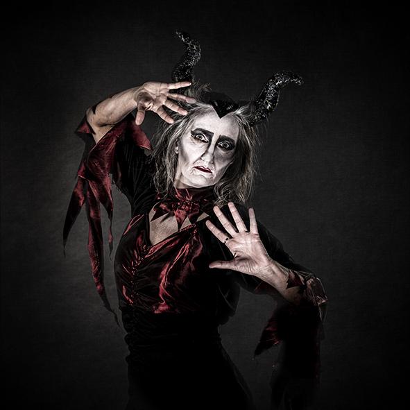 Halloween Portret
