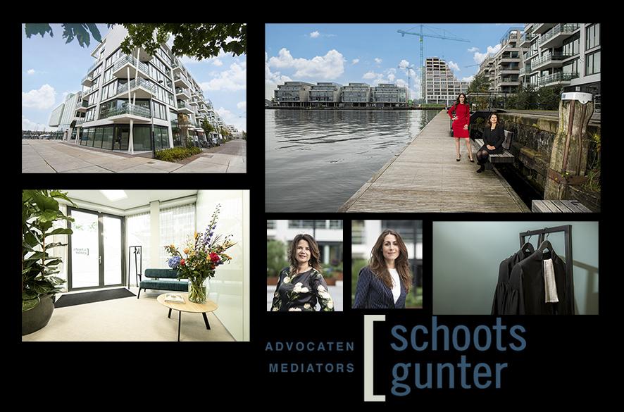 Zakelijke fotografie Schoots Gunter Advocaten Amsterdam