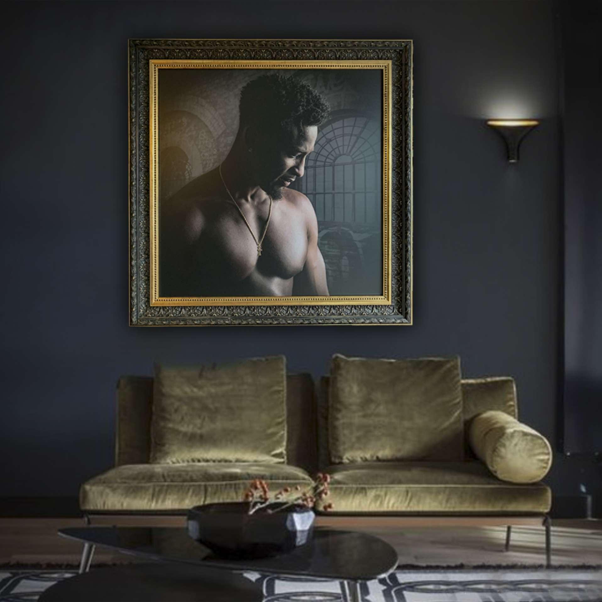 Fine Art Photography ingelijst in een Italiaans juweeltje